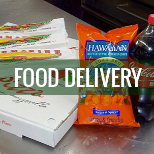 Food Delivery Bar
