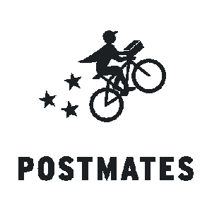 postmates button